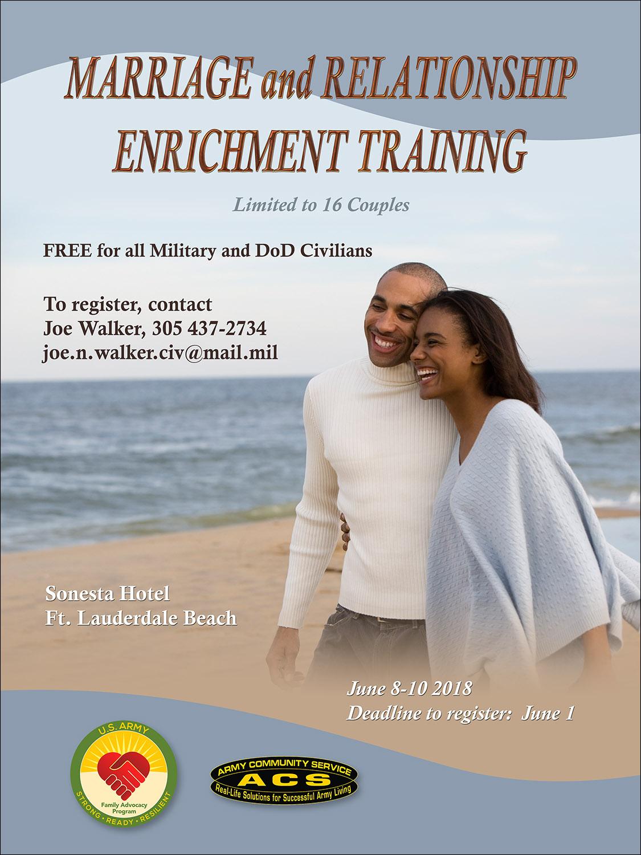 Marital and Relationship Workshop