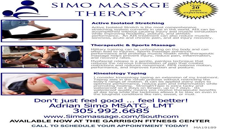 Adrian Simo Massage Therapy