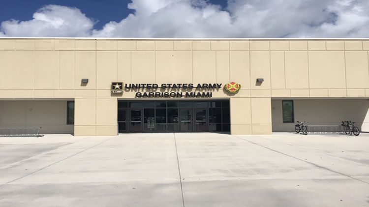 U.S. Army Garrison- Miami Phone Numbers and Web Links